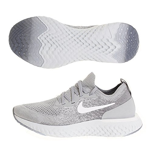 Running wolf Scarpe Wmns Grey Nike Flyknit Epic Platinum 002 white Multicolore Donna pure React Grey cool CqXnwAIn8