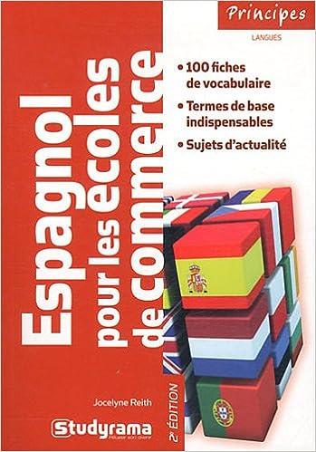 Livres gratuits Espagnol pour les écoles de commerce pdf