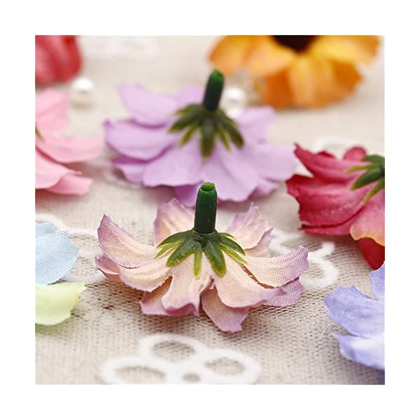 Silk-Artificial-Flowers-Fake-Flower-Heads-in-Bulk-Wholesale-for-Crafts-Shiny-Daisy-Head-Wedding-Home-Decoration-Party-Decor-DIY-Scrapbooking-Chrysanthemum-Accessories-50pcs