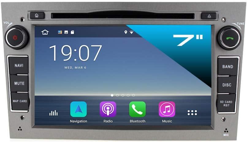 Taffio 7 Touchscreen Android Autoradio Dvd Gps Elektronik