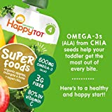 Happy Tot Organic Stage 4 Super Foods Toddler Food