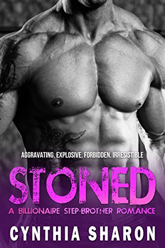 """Robert Stone.They call him """"Stone"""" because he's hard as a rock.He's sexy, debonair and arrogant as f*ck.  A sexy, dangerous rival for power in the city that never sleeps.He sits on top of an empire looking down at the world…and now he's my stepbrothe..."""