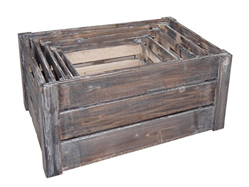 wooden fruit crates - 5