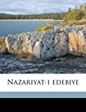 Nazariyat-I Edebiye, Ahmed Reid Rey, 1149479337