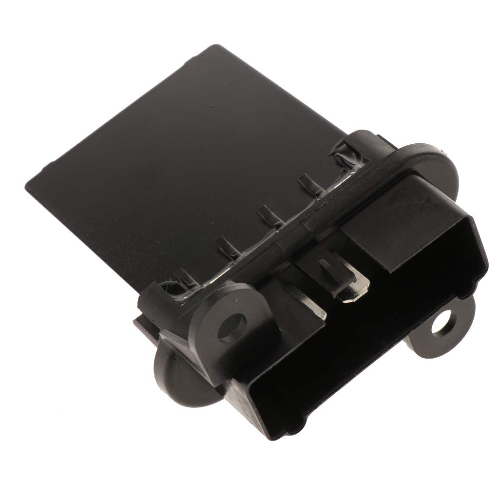 KESOTO Heater Blower Motor Resistor for Jeep Grand Cherokee Wrangler 05066552AA,5066552AA,929433R 05139719AA,5139719AA
