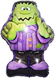 36'' FRANKENSTEIN BALLOON - Amazing New HOVERING ANTI-GRAVITY TOY - Free Floating, Flying Halloween Party Favor