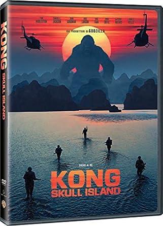 Kong: Skull Island [Italia] [DVD]: Amazon.es: vari, vari, vari: Cine y Series TV