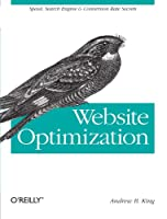 Website Optimization Front Cover