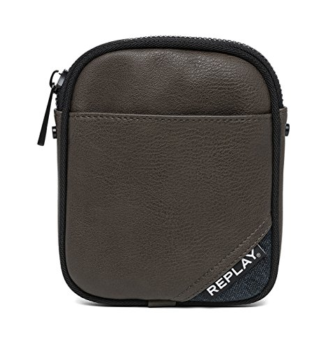 000 Grey Replay Shoulder dk Fm3337 a0132a Mouse and Uomo Grigio Shoppers Bags 5Z6qAw6r