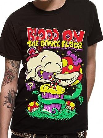 Blood On The Dance Floor Mario T Shirt