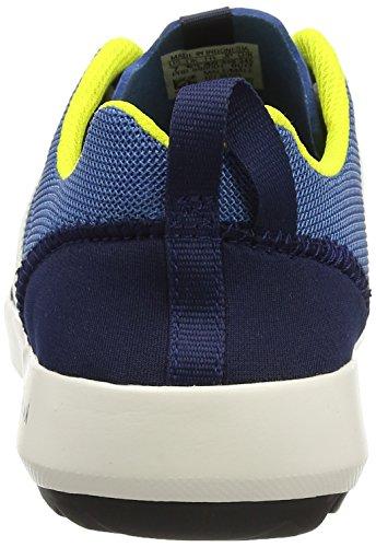 adidas Terrex Cc Boat, Zapatillas para Hombre, Azul (Core Blue/Chalk White/Bright Yellow), 38 EU