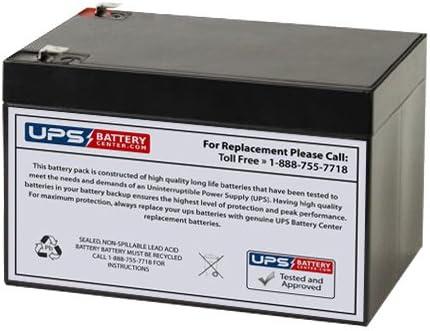 BG-12120A Alarm Systems Battery 12v 12ah