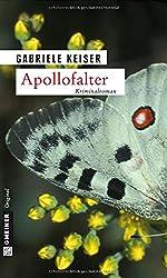 Apollofalter: Der erste Fall für Franca Mazzari