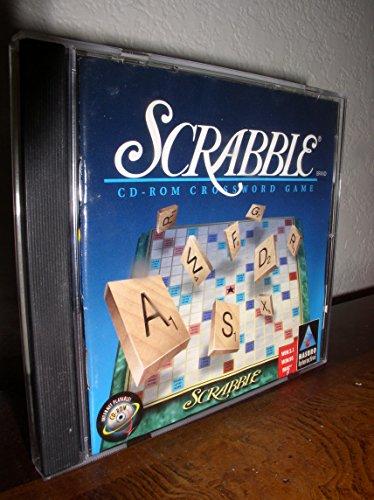 Scrabble CD-Rom Crossword Game