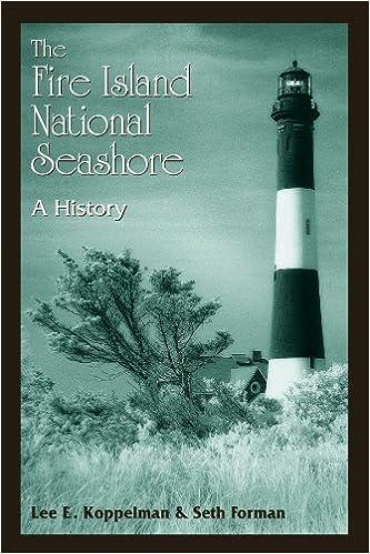 Fire Island National Seashore Poster