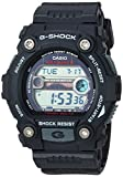 Casio Men's G-Shock Quartz Watch with Resin Strap, Black, 30 (Model: GW-7900-1CR)