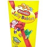Bassetts Jelly Babies Carton (460g) Pack of 2 by Bassett's