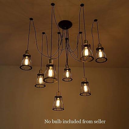 Colgante Lamps Luces Lámparas de Techo Iluminación ...