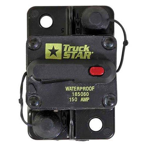 구매자 제품 CB120PB 회로 차단기, 120 Amp, 수동 리셋 - 2 로트/..