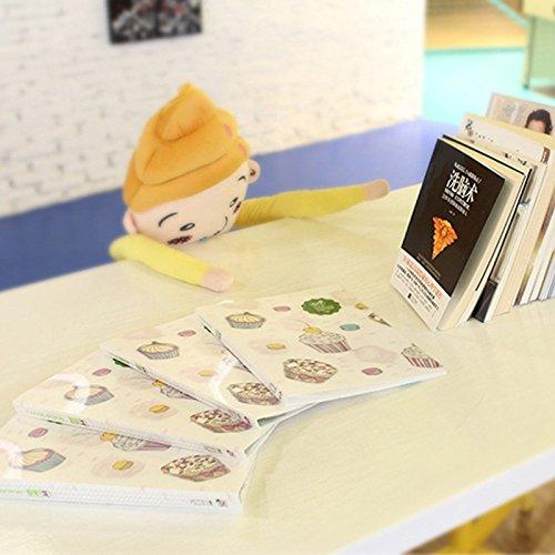 Lu Lin Folder A4 Student Multi-Layer-Induktionstasche Multi-Layer-Induktionstasche Multi-Layer-Induktionstasche aus Polypropylen, hochtransparent Sammelbuch 20 30 40 Seitentasche (Größe   30 pages) B07G2KQT57   Spielzeug mit kindlichen Herzen herstellen  bccbbe