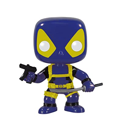 Funko POP Marvel: X-Men Deadpool Figure: Funko Pop! Marvel:: Toys & Games