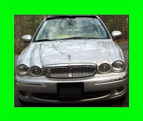 04 jaguar x type grill - 1