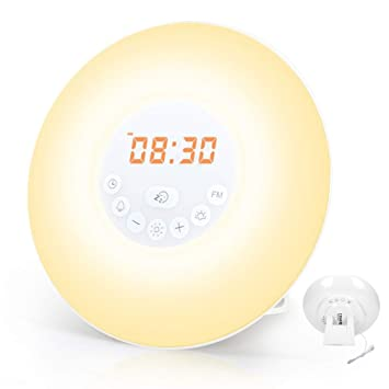 Despertador reloj Despertador Luz Asahi analógica reloj de ...