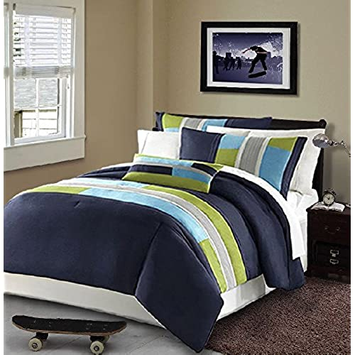appealing use bed inside teen duvet in wide comfy we blue boy with do bedroom for bedding midcityeast dark carpet should what white