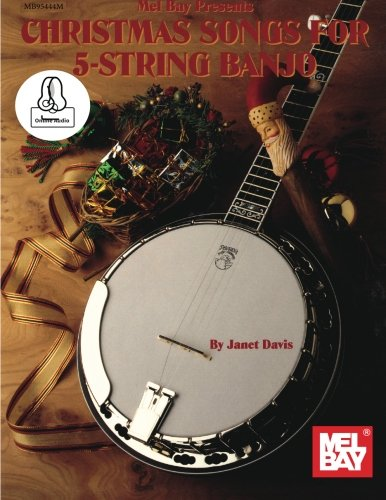 (Christmas Songs for 5-String Banjo)