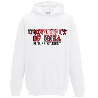 9db504ad8b082 University of Ibiza  Future Student Sweat à Capuche Enfant  Amazon.fr   Vêtements et accessoires