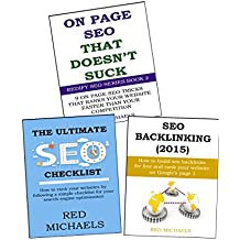 SEO BACKLINKING, SEO CHECKLIST & ON PAGE OPTIMIZATION: THREE IN ONE SEO BLUEPRINT