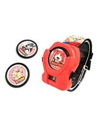 Yo-Kai Disck Shooter LCD Watch