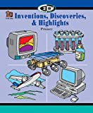 Inventions, Discoveries, and Highlights, Jennifer Overend Prior, 1576903524
