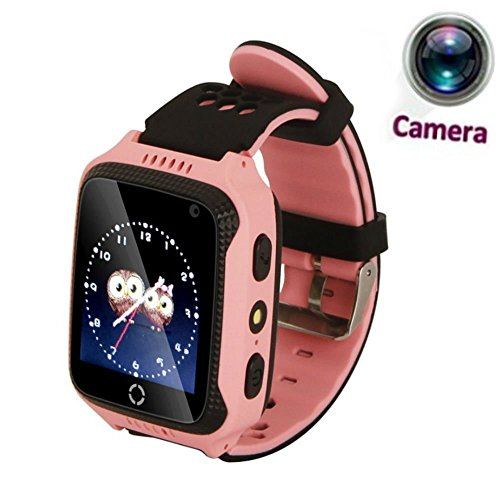 JUNEO GPS Watch Activity Tracker, SOS,Dual Way Call ...