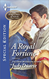 A Royal Fortune (The Fortunes of Texas: Cowboy Country)