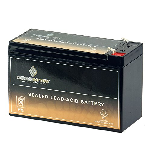 12V 8.5AH SLA Battery replaces ep1234w