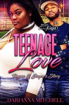 Teenage Love Regan Jayces Story ebook product image