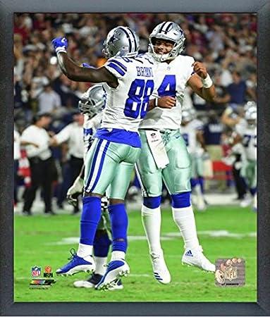 Amazon Com Dez Bryant Ezekiel Elliott Dallas Cowboys