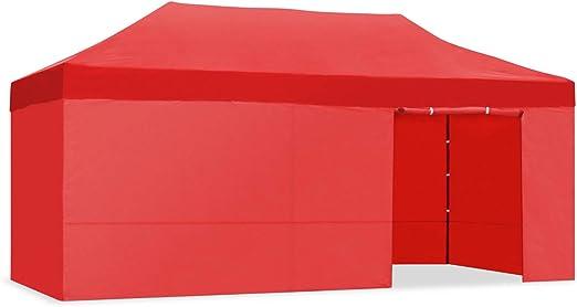 Kewayes CARPLE-3X6 ROJO Plegable Impermeable Exterior ...