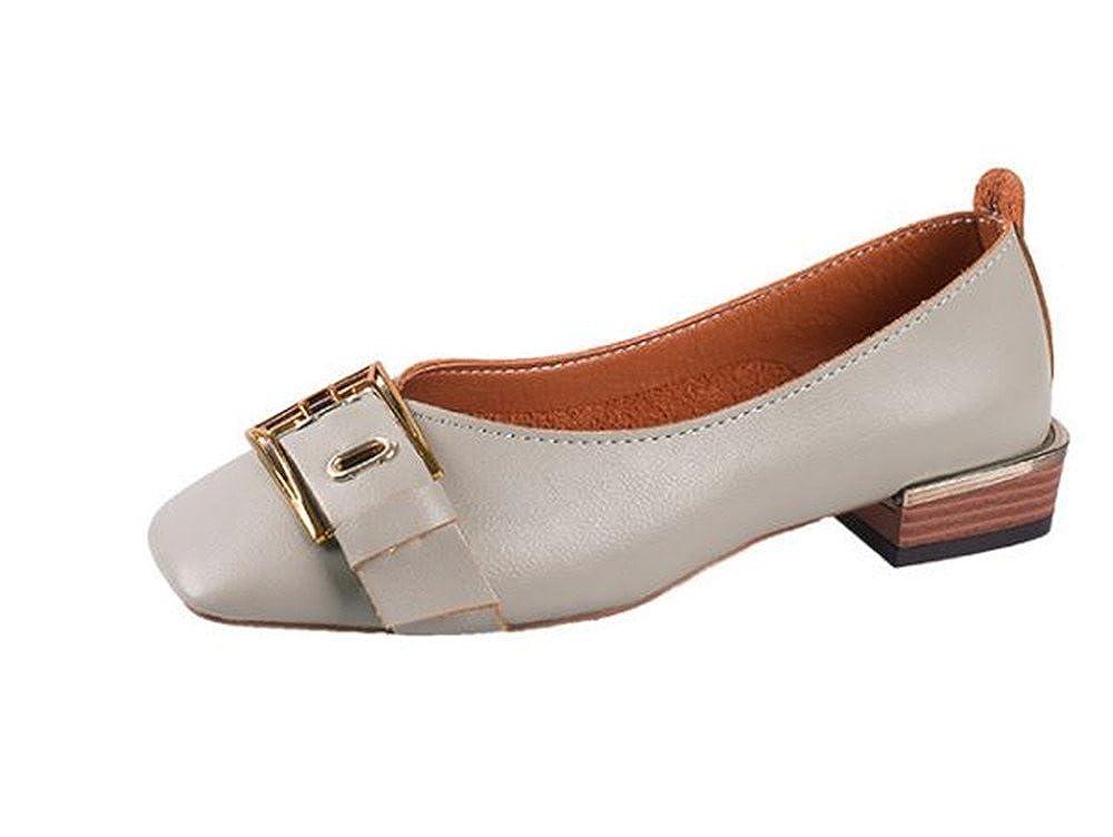 Hanglin Trade Women Flat Shoes Comfortable Slip On Pointed Toe Ballet Flats