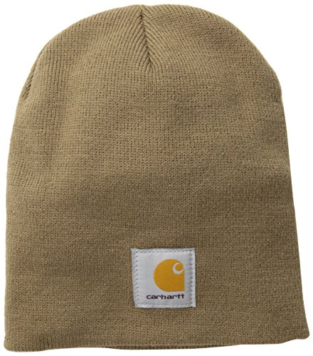 Carhartt Men's Acrylic Knit Hat,Canyon Brown,One Size