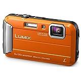 Panasonic DMC-TS30 LUMIX Active Lifestyle Tough Camera (Orange)