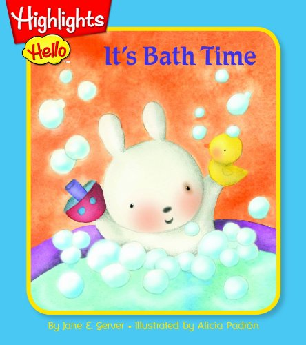 It's Bath Time (Highlights Hello)