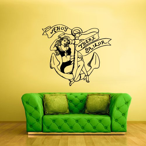 Amazing Sailor Jerry Wall Art Image Collection - Wall Art Design ...