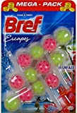 Bref WC Power Aktiv With Pack Of 3 AND 2 Packs For 6 Counts