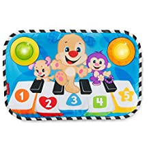 Fisher-Price Laugh and Learn Kick and Play Crib Piano Kids Toy