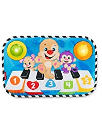 Fisher-Price Laugh & Learn Kick & Play Piano, Multi color BOBEBE Online Baby Store From New York to Miami and Los Angeles