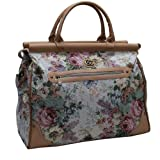 Cassini Balmoral Collection 19 Inch, Tan Tapestry, One Size
