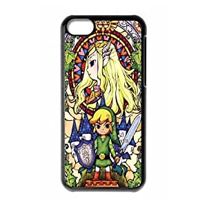 Ipod 6 Touch 6 Cell Phone Case Black The Legend of Zelda Vuvwe Protective Csaes Cover