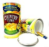 Country Time Lemonade Ice Tea (large)Diverison can safe,hidden safe,security safe,